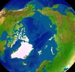 Climate Change Incites Mad Dash for Control over Arctic Ocean