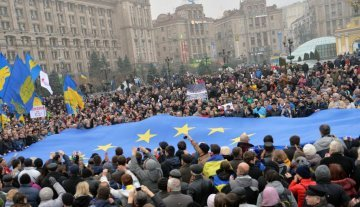The three challenges of the Ukranian transition