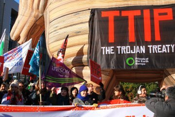 The consequences of TTIP on the European and Global scenario