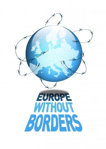 For a Europe without borders !