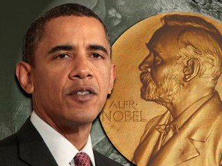 On Being Nobel: President Obama Hand Back Your Peace Prize!
