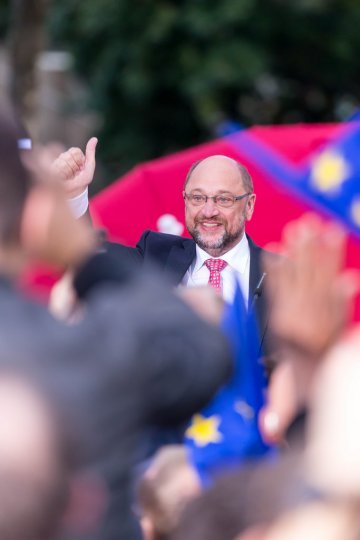 Brief an Europa: Martin Schulz