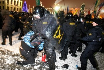 Violent victories are for losers - JEF supports the protesters in Belarus