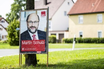 Brief an Europa : SPD-Basis