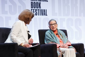 A more international HerStory: Ruth Bader Ginsburg