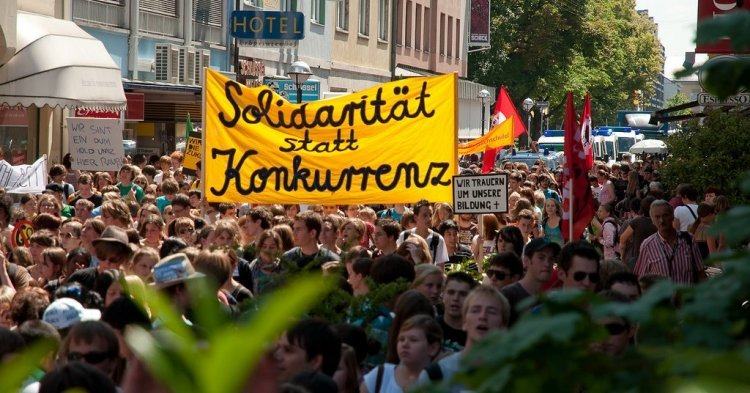 Youth Unemployment in Germany: More a Sham than Success