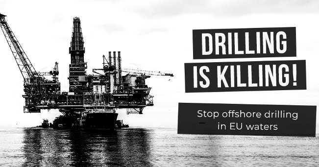 Should the European Union ban offshore oil drilling?