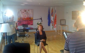 Neelie Kroes: Information is the new oil!
